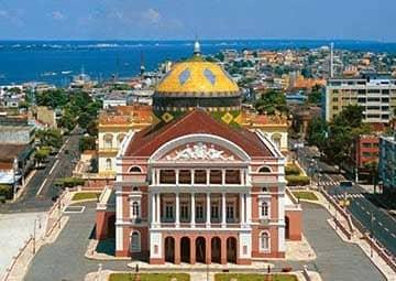 crucero por Manaos (Brasil)