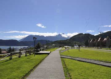crucero por Puerto Chacabuco (Chile)