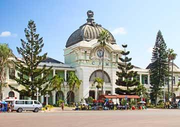 crucero por Maputo (Mozambique)