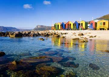 crucero por Ciudad del Cabo (Sudáfrica)