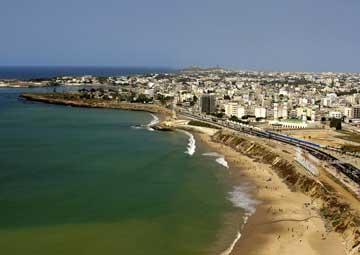 crucero por Dakar (Senegal)