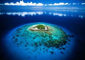crucero por Rangiroa (Polinesia Francesa)