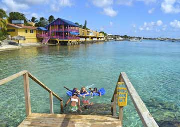 crucero por Bonaire Island