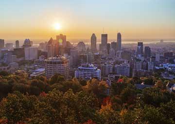crucero por Montreal (Canadá)