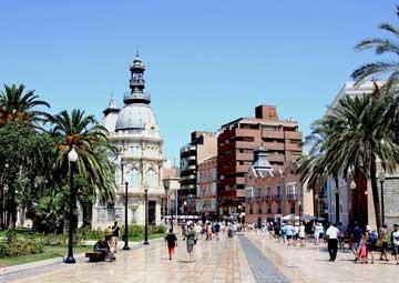 crucero por Cartagena (España)
