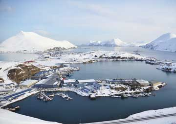 crucero por Dutch Harbor (Alaska)