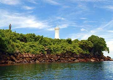 crucero por Corinto (Nicaragua)
