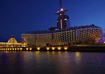 crucero por Bremerhaven (Alemania)