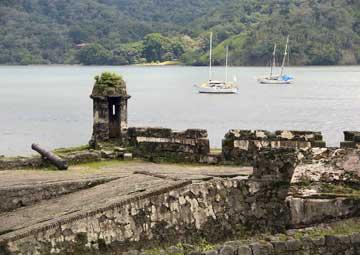 crucero por Porto Belo (Brasil)