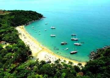 crucero por Ilhabela (Brasil)