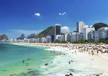 crucero por Copacabana (Rio de Janeiro)