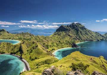 crucero por Komodo (Indonesia)