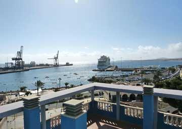 crucero por Puerto del Rosario, Fuerteventura