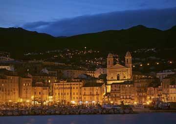 crucero por Bastia (Corsica)