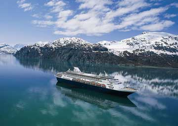 crucero por Cruising Inside Passage