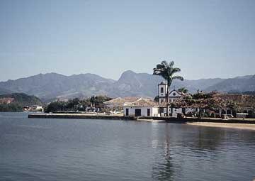 crucero por Parati (Brasilien)