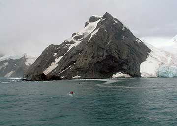 crucero por Isla Elefante
