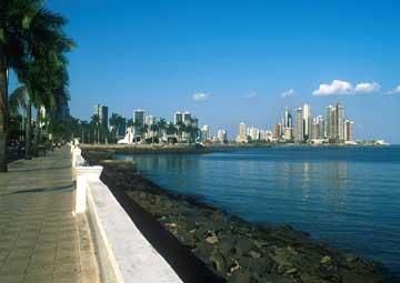 crucero por Fuerte Amador (Panamá)