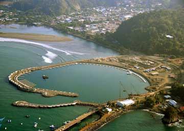 crucero por Quepos (Costa Rica)
