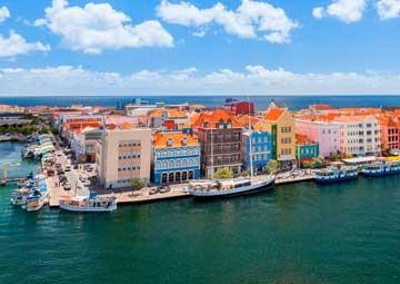 crucero por Curaçao (Países Bajos)