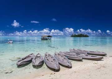 crucero por Rarotonga (Cook Islands)