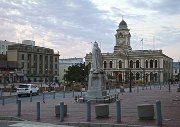 crucero por Port Elizabeth (San Vicente y las Granadinas)