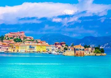 crucero por Portoferraio (Italia)
