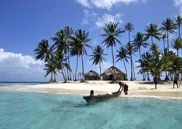 crucero por Islas San Blas