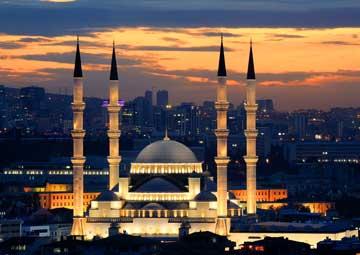 crucero por Ankara (Turkey)