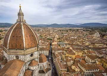 crucero por Florencia (Italia)