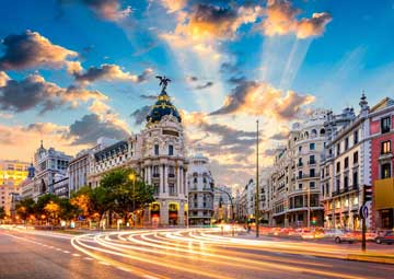 Puerto Madrid