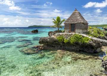 crucero por Mare (Nueva Caledonia)