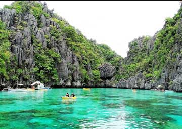 crucero por Puerto Princesa (Filipinas)