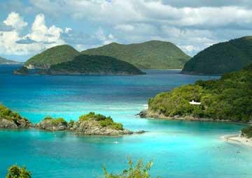 crucero por St. John (Islas Vírgenes)