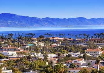 crucero por Santa Barbara (EEUU)