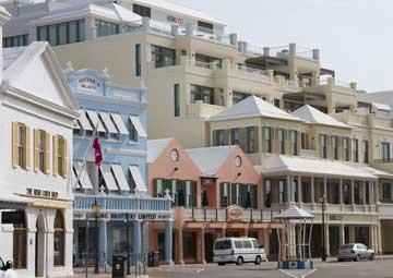 crucero por Hamilton (Bermuda)