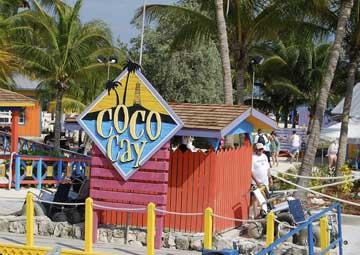 crucero por Cococay ( Bahamas)