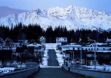 crucero por Haines, Alaska