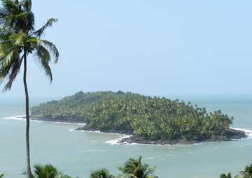 crucero por Isla del Diablo (Guayana Francesa)
