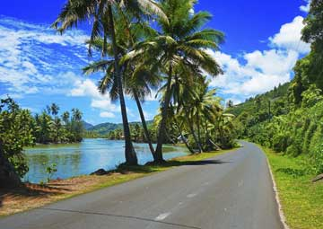 crucero por Huahine (Polinesia Francesa)