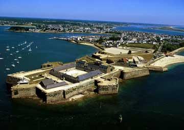 crucero por Lorient (Francia)