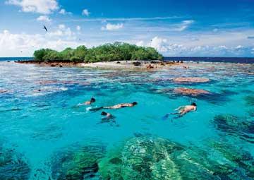 crucero por Fakarava (Polinesia Francesa)