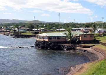 crucero por Hanga Roa