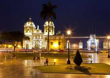 crucero por Salaverry (Perú)