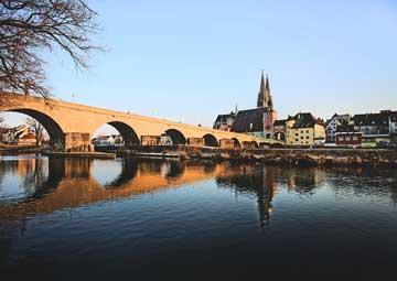 crucero por Regensburg