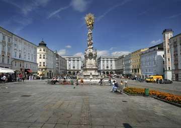 crucero por Linz (Austria)