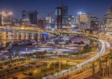 crucero por Luanda (Angola)