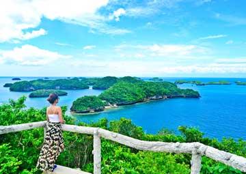 crucero por Hundred Island (Filipinas)