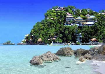 crucero por Isla Boracay (Filipinas)