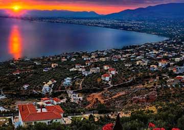 crucero por Kalamata (Grecia)